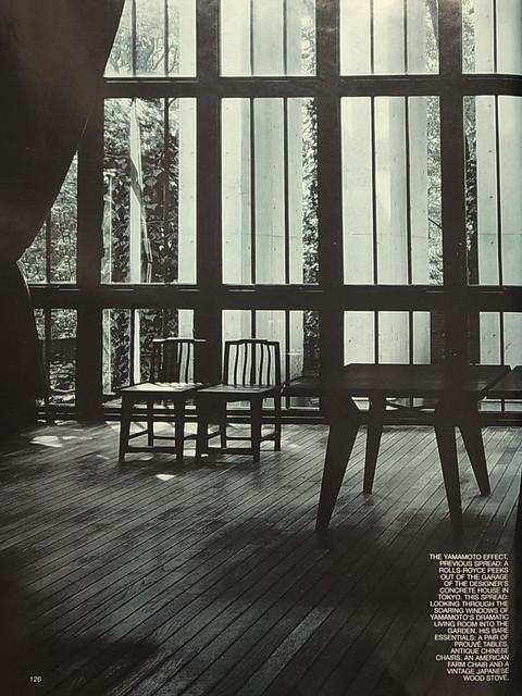 Yohji Yamamoto Archives 9334156542_a045b4c7ee_z
