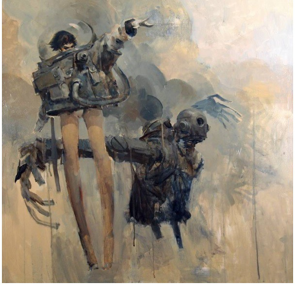 Ashley Wood Prints 11450048186_9f9352d62e_z