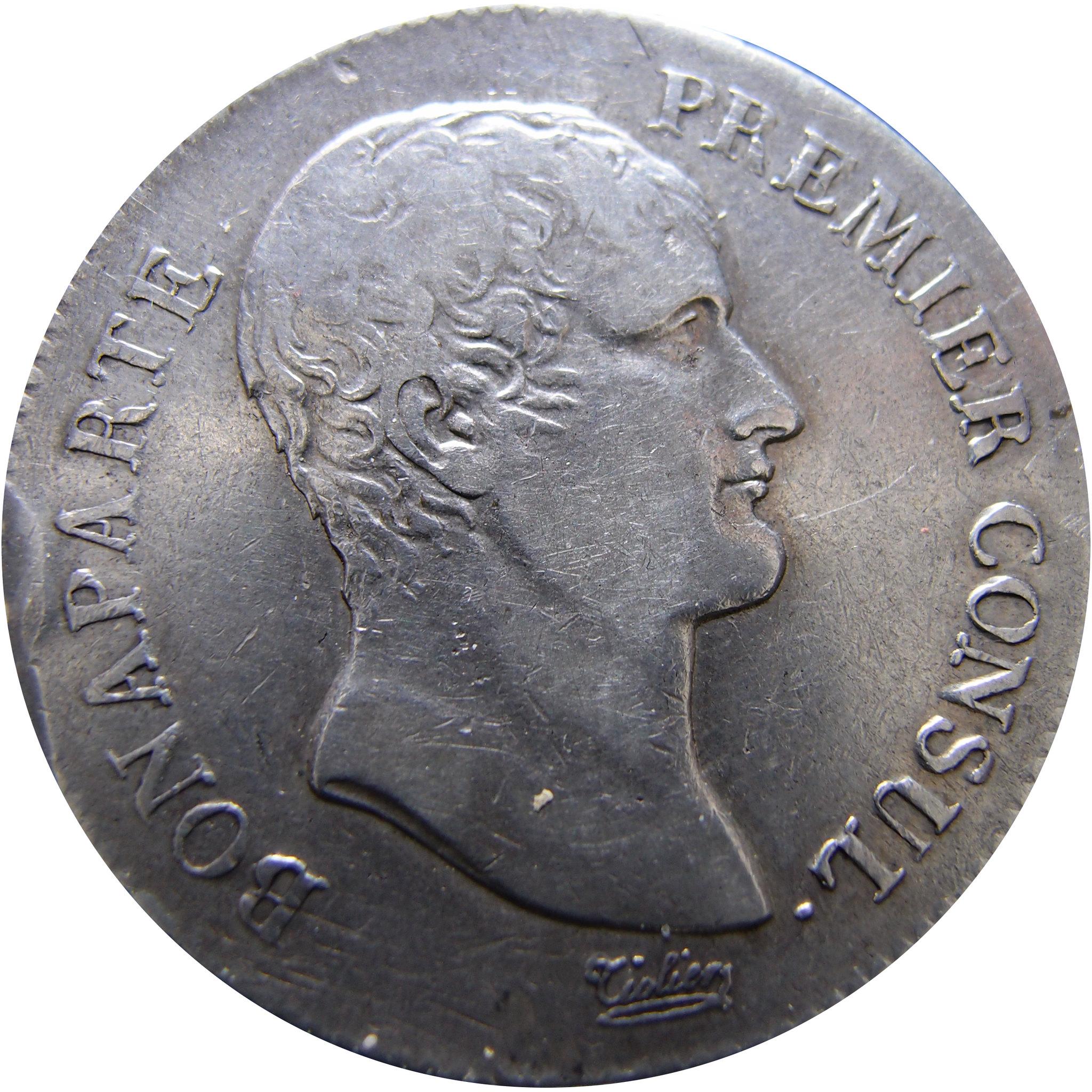 5 Francs. Francia. 1804. Toulouse 8756939505_b317e612dd_k
