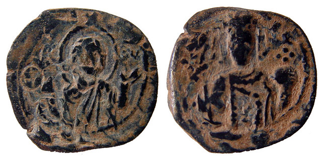 Byzantine Coins 2014 12122410143_f55fcf73bc_z