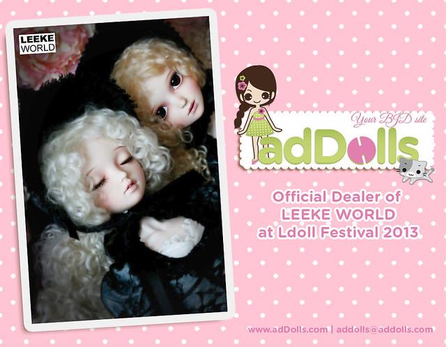 ADDOLLS, dealer international uniquement pour festivals  9501071107_2841077671_z