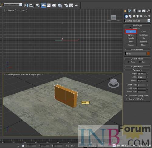 Уроки Unity 3D Game Приступая к работе Сцена Max2012 11997260653_299184e021_o