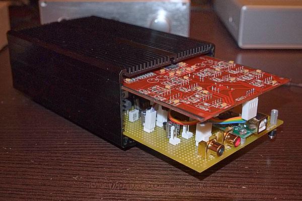 DAC rolling: PCM1794A, AK4399, PCM5102, ES9023 11773567066_a70b45b527_o_d