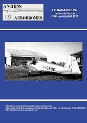 Magazine de l'association Anciens Aérodromes 9218849397_6bf867f44e_m