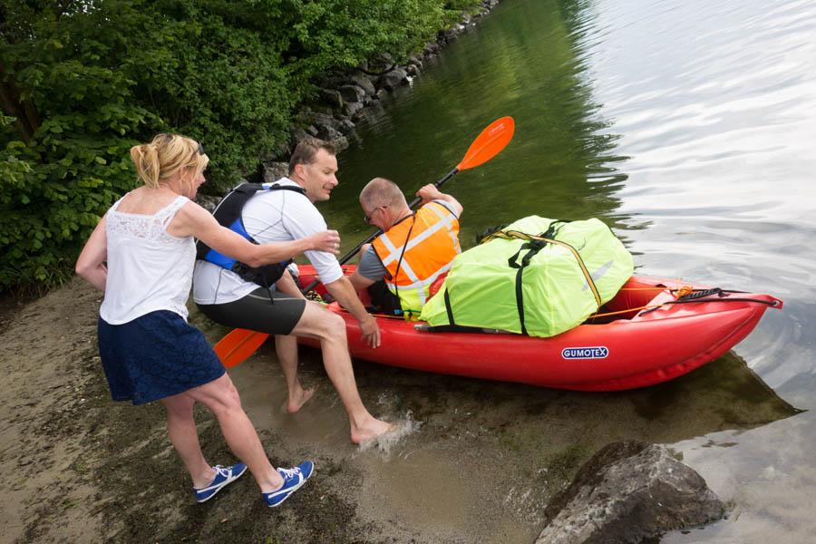 Balades collectives en vélo-kayak : préparatifs du matériel et questions logistiques  [projet de Pouille] 11391571865_efa3455f05_o