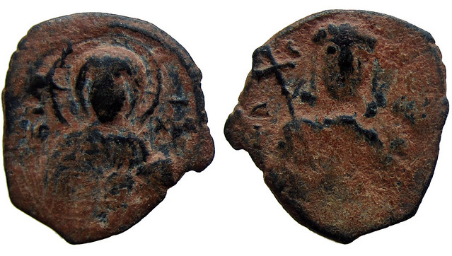 Byzantine Coins 2014 12175054706_9f4793349d_z