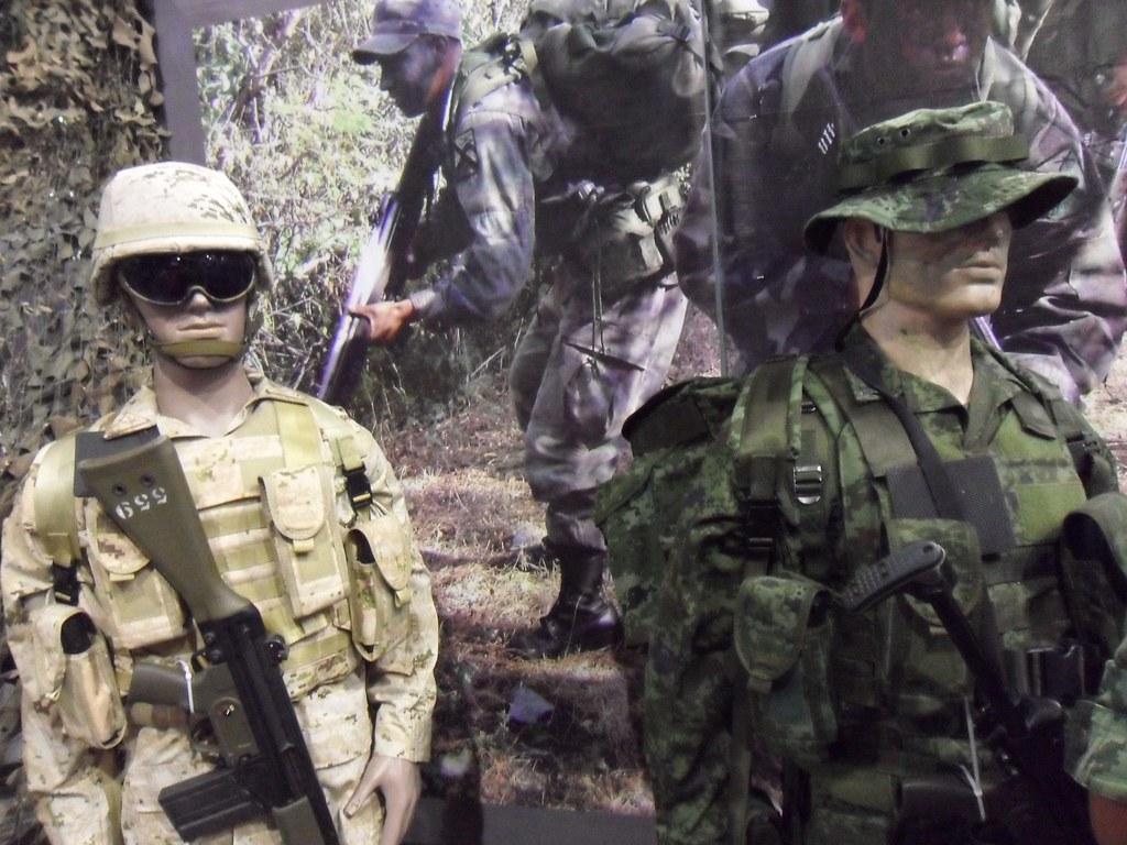 Exhibicion itinerante del Ejercito y Fuerza Aerea; La Gran Fuerza de México PROXIMA SEDE: JALISCO - Página 7 5870355007_139ab70829_b