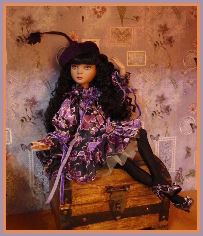 Lonely Heart et Pru de la Convention Tonner 2008 2538810527_634bd51635_o