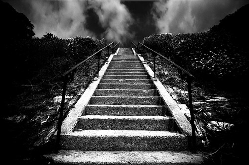 3.0 Stairway to Nowhere and Everywhere 2460353010_e02a28ecfc