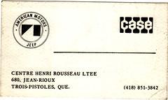 Les anciens dealers AMC du Québec 2933492540_d2e33d7891_m