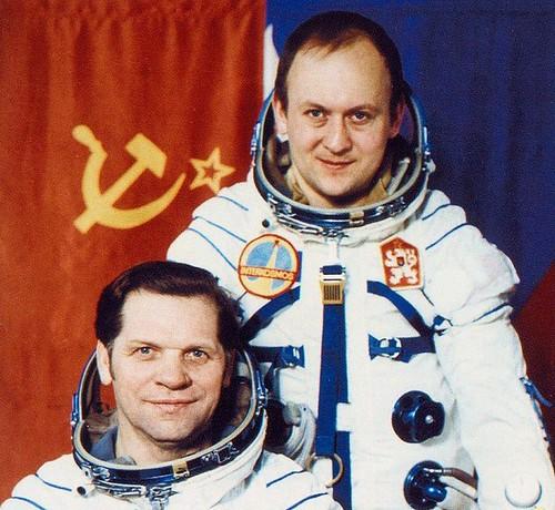 2 Mars 1978 / SOYOUZ 28 / 1ère Mission Interkosmos et 1er non russe ou américain dans l'espace 3323180087_3e0b28bd22