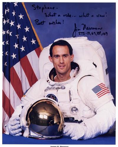 L'astronaute James NEWMAN prend sa retraite 2739251401_ca0eef4e1e