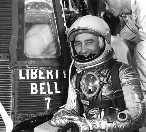 Mercury-Redstone 4 - Virgil Grissom (1961) 2688102174_78621bde89