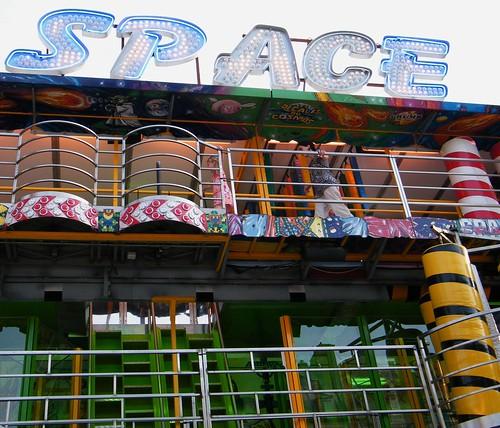 ASTRONAUTE / FÊTE DES TUILERIES PARIS 2009 / CRAZY SPACE / ASTRONAUT