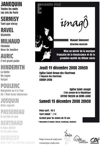 Les concerts Imago de Al Coda 3055919809_f6268e7070
