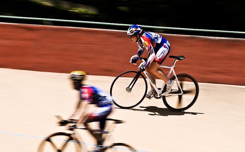 Un entrainement au vélodrome 2500740485_b2f401e499_o