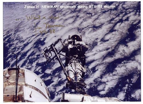 L'astronaute James NEWMAN prend sa retraite 2740091996_e9c155c06c
