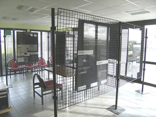 Salle d'exposition aérodrome de Merville-Calonne LFQT 5846374482_222b84a18a