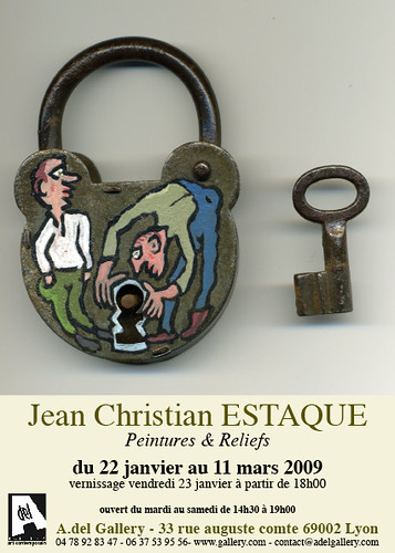 JC Estaque Peintures et reliefs 3160578901_e12959e540
