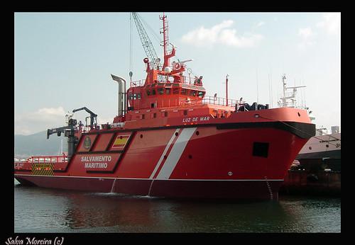 Sauvetage maritime au Maroc / service de recherche et de sauvetage  2730392666_1e1274fa98