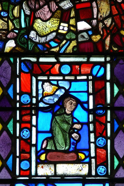 Les vitraux  du XIIIéme siècle . 4648221129_961a2c9066_z