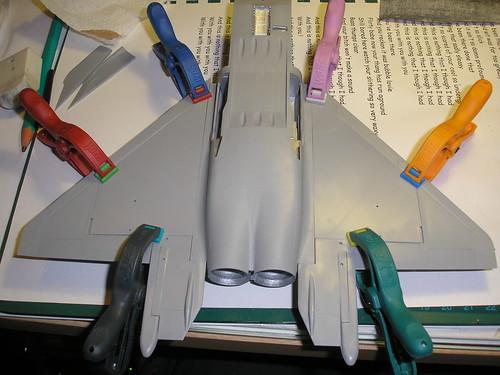 MiG 1.44 MFI [Revell 1/72 - MAJ au 19/08/12] Voilaaaaaaa c'est fini ! - Page 2 5711585882_49fba8fac2