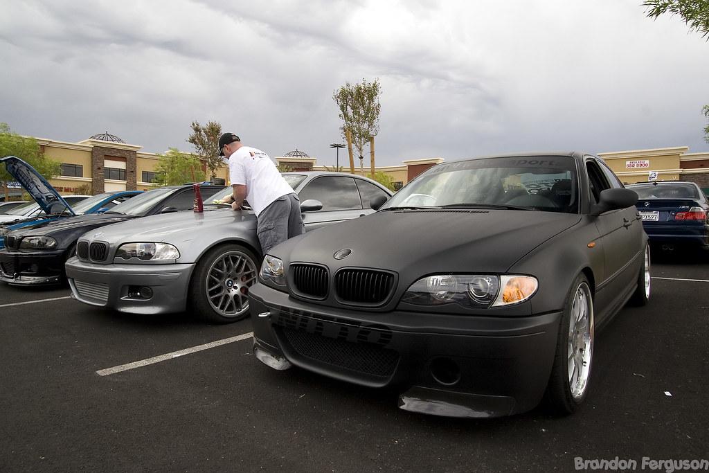 BMW M5 E60 Noir matte!!! (et autres BMW noir mattes!) 2835105256_0b294cd879_b