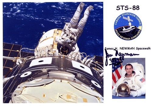 L'astronaute James NEWMAN prend sa retraite 2740091110_8b7c2a6197