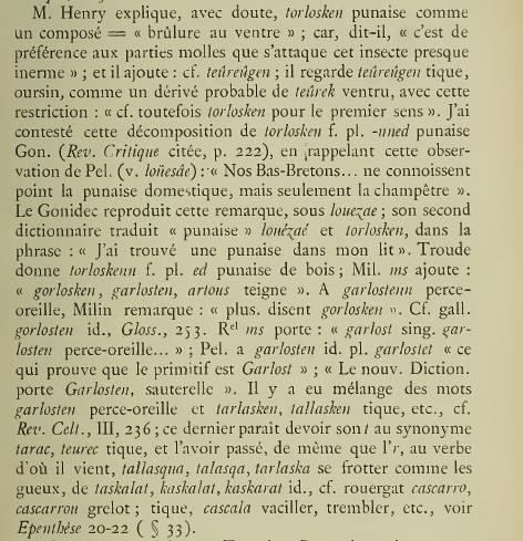 perce-oreilles / garlostenn / earwig  / forficula auricularia 5713702478_a58f89bc4e