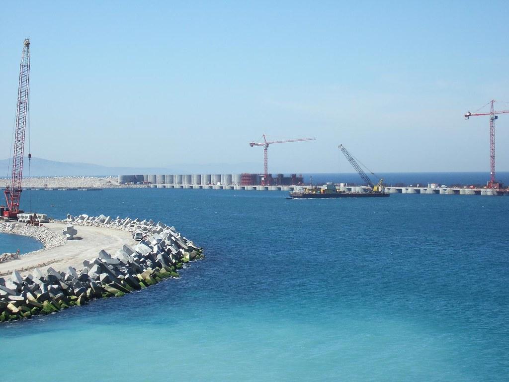Tanger - Futur grand port de l'Afrique 3152163766_46b3984109_b