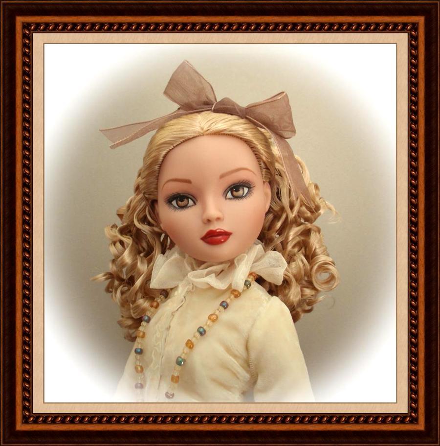 Crème Chantilly, la nouvelle blonde aux cheveux bouclés 2759738250_87f098e7f0_o