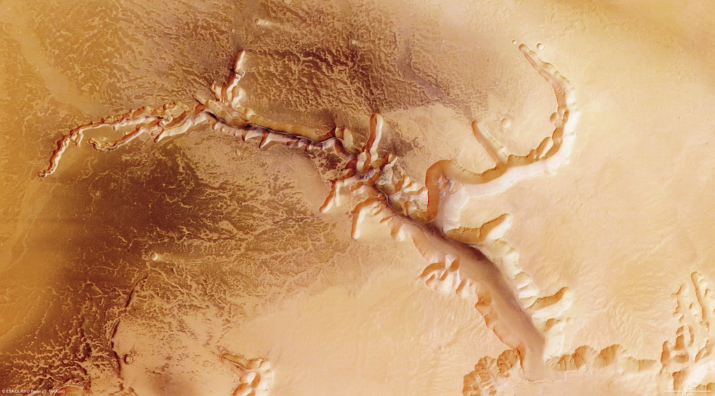 Mars Express - Mission en orbite martienne - Page 2 2668752302_cc774dae88_b