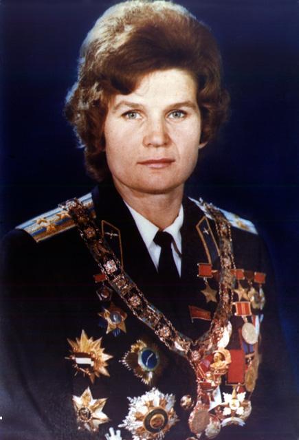 La première femme cosmonaute russe fête les 45 ans de son vol dans l'espace 2584260388_5d476d3cbc_o