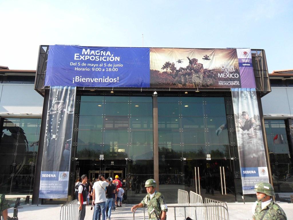 Exhibicion itinerante del Ejercito y Fuerza Aerea; La Gran Fuerza de México PROXIMA SEDE: JALISCO - Página 6 5812375081_e1e9db0fc4_b