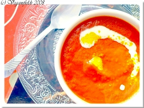 Crème de tomates aux poivrons confits (VGL) 2907057724_ec9a06fb89_o