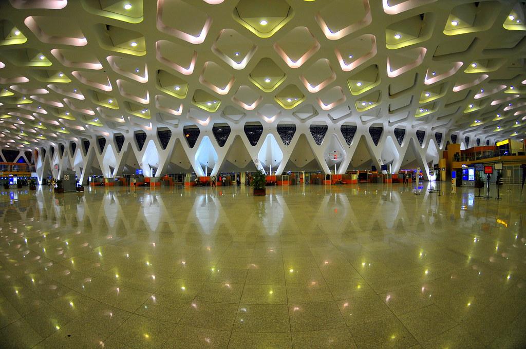 مطار مراكش المنارة 2834144834_b980b06718_b