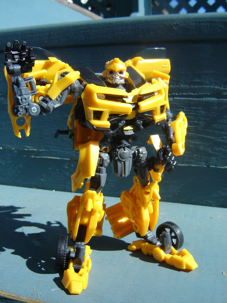 Collection d'Ironhide - Hot Shot's Finest Bots 5759165345_b91174dc17_b