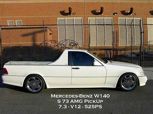 Mercedes segue BMW e também deve lançar pick up esportiva 2617310485_5eff0e6a6d