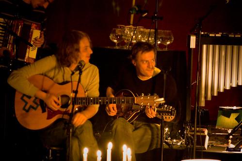 [07-09-2008] Les Girls le 7 septembre à Bruxelles:Unplugged 2844727942_31210731e7