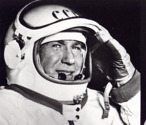 18 mars 1965, l'EVA de Leonov 3113744700_a1af40285e