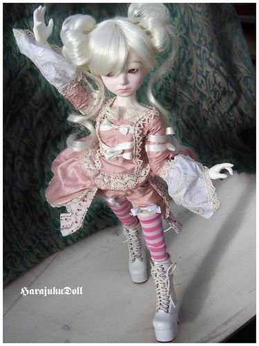 HarajukuDoll couture 3013135720_13451860d7