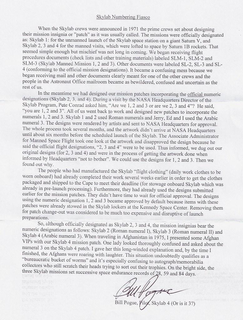 Nomenclature des missions Skylab 2965453476_b84770b994_b