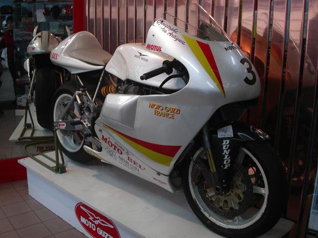 Machines de courses ( Race bikes ) - Page 3 3122273660_459f522244_o