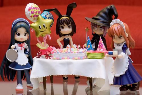 Agraciado aniversario de vuestro natalicio joven Garredox 2600520691_39b94faec1