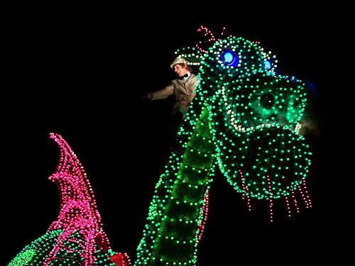 Disney - Disney's Electrical Parade - Pete's Dragon