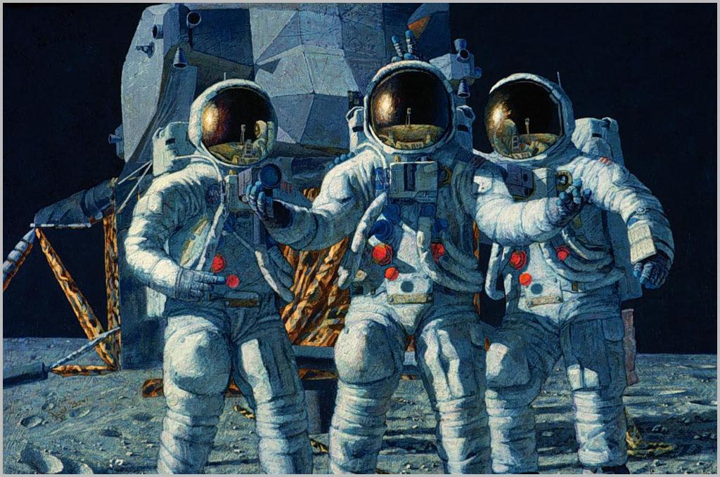 Apollo 12 (1969) 3096202842_2ce22c6b1f_o