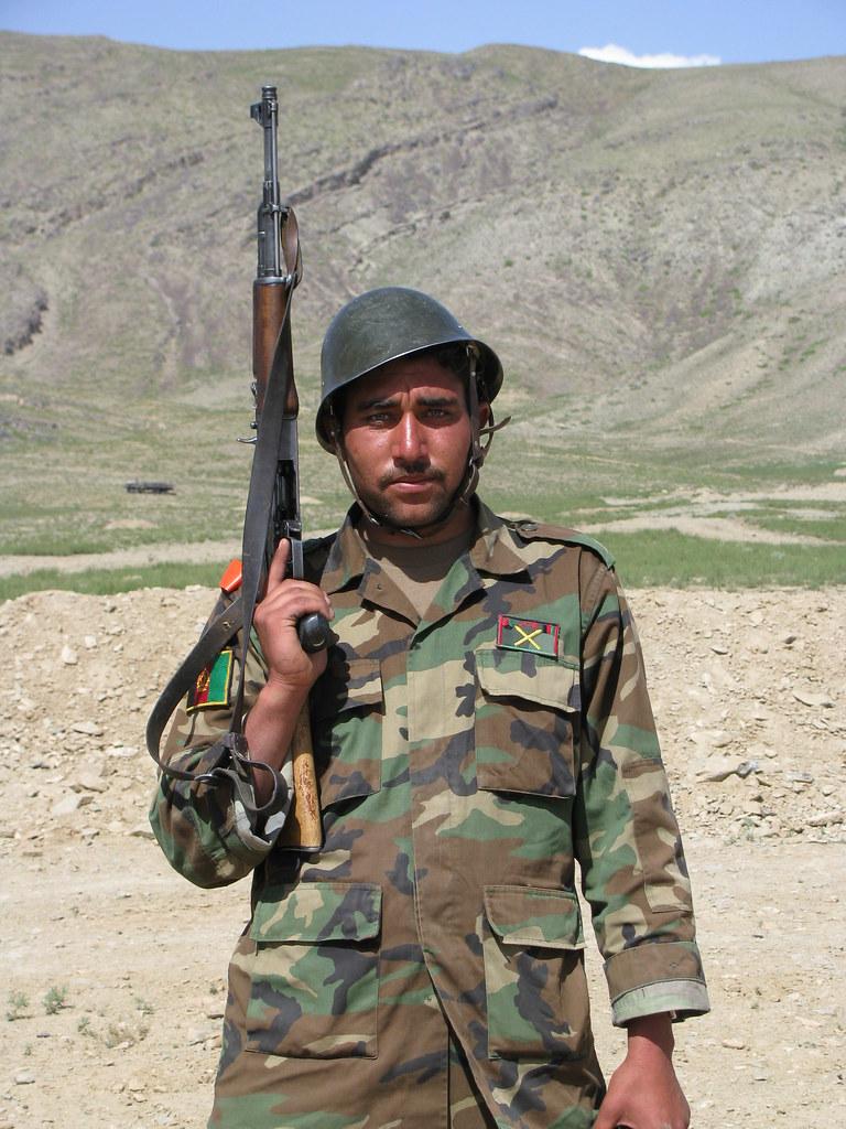Armée Afghane/Afghan National Army(ANA) 2491758493_65c3f9f226_b