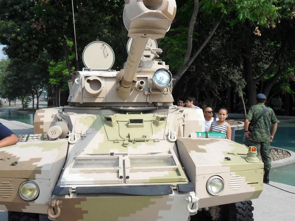 Exhibicion itinerante del Ejercito y Fuerza Aerea; La Gran Fuerza de México PROXIMA SEDE: JALISCO - Página 6 5842614296_348a749606_b