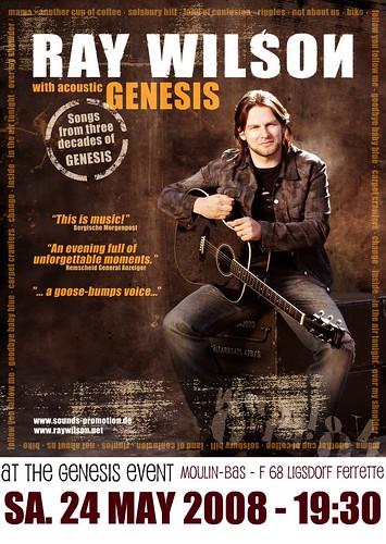 Genesis Event - Ray Wilson + The Watch 2382790260_ef11b82475