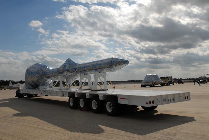 Le vol d'essai Ares I-X 3236911854_f2b7607ab2_o